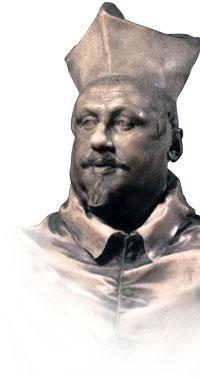 El Cardenal Scipione Borghese – busto de Bernini