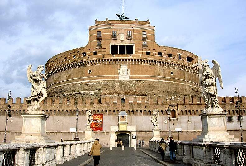 Castillo De Sant Angelo El Guardián De Roma