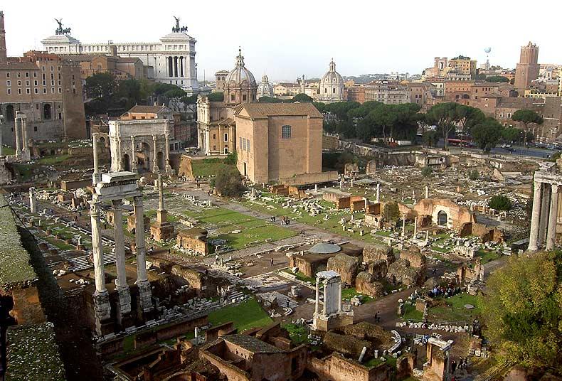 Resultado de imagen de imagen foro romano