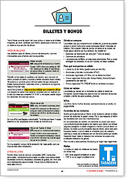 billetes transporte en Roma
