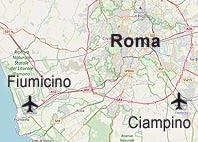 Aeropuertos De Italia Mapa.De Fiumicino A Roma Todas Las Opciones 2019